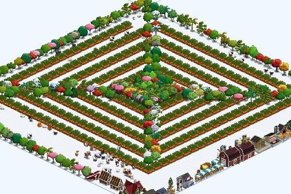 Carrot Labyrinth